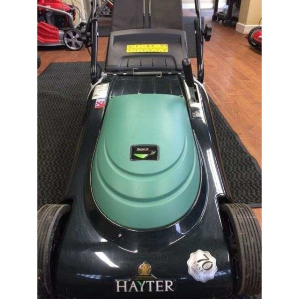 Hayter Spirit 41 Electric (615J) SECOND HAND