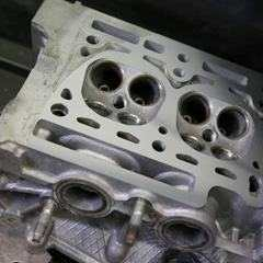Cylinder Head and Block Re-Facing